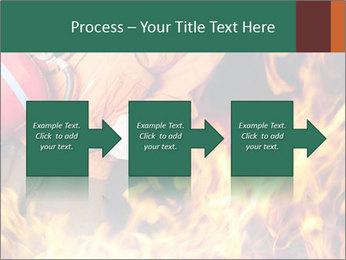 Fireman PowerPoint Template - Slide 88