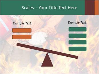 Fireman PowerPoint Template - Slide 89