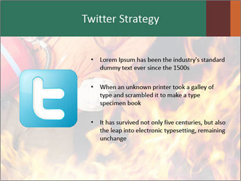 Fireman PowerPoint Template - Slide 9