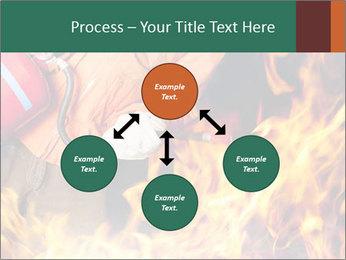 Fireman PowerPoint Template - Slide 91