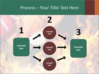 Fireman PowerPoint Template - Slide 92