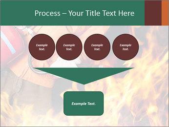 Fireman PowerPoint Template - Slide 93