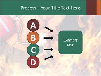 Fireman PowerPoint Template - Slide 94