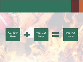 Fireman PowerPoint Template - Slide 95