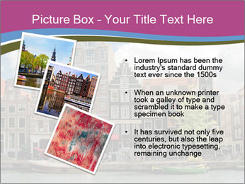 Amsterdam canals PowerPoint Template - Slide 17