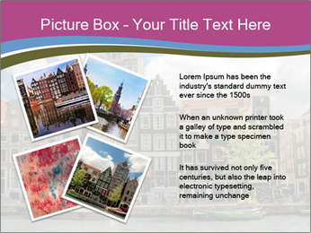 Amsterdam canals PowerPoint Template - Slide 23