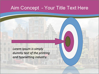 Amsterdam canals PowerPoint Template - Slide 83