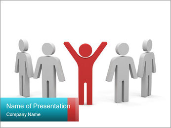 Teamwork. PowerPoint Template