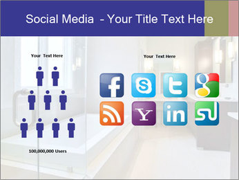 Luxury Master Bath PowerPoint Template - Slide 5