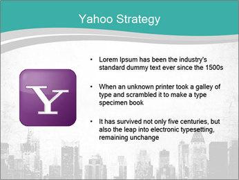 New york skyline PowerPoint Templates - Slide 11