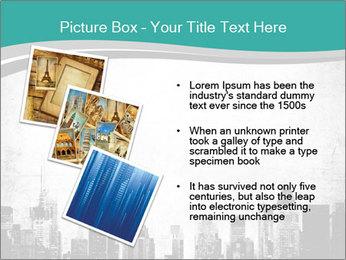 New york skyline PowerPoint Templates - Slide 17