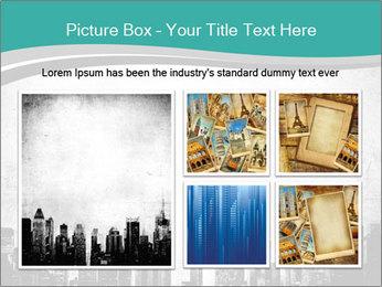 New york skyline PowerPoint Templates - Slide 19