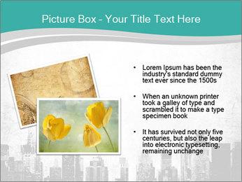 New york skyline PowerPoint Templates - Slide 20
