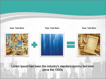 New york skyline PowerPoint Templates - Slide 22