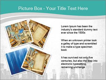 New york skyline PowerPoint Templates - Slide 23