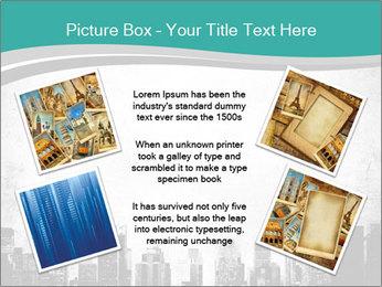 New york skyline PowerPoint Templates - Slide 24