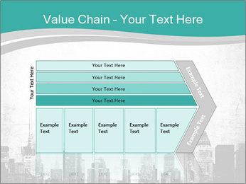 New york skyline PowerPoint Templates - Slide 27