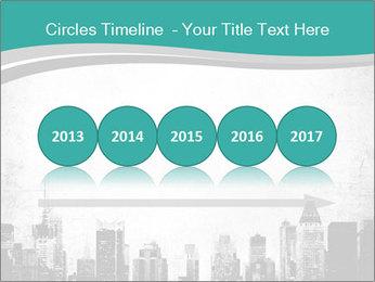 New york skyline PowerPoint Templates - Slide 29