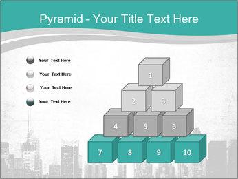 New york skyline PowerPoint Templates - Slide 31
