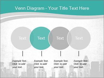 New york skyline PowerPoint Templates - Slide 32