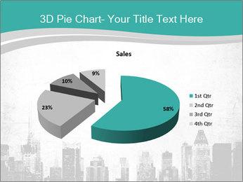 New york skyline PowerPoint Templates - Slide 35