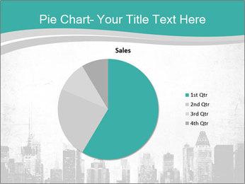 New york skyline PowerPoint Templates - Slide 36