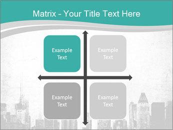 New york skyline PowerPoint Templates - Slide 37