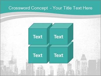 New york skyline PowerPoint Templates - Slide 39