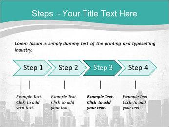 New york skyline PowerPoint Templates - Slide 4