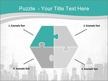 New york skyline PowerPoint Templates - Slide 40