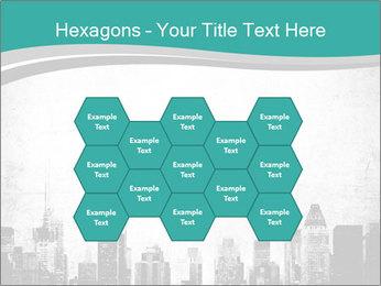 New york skyline PowerPoint Templates - Slide 44