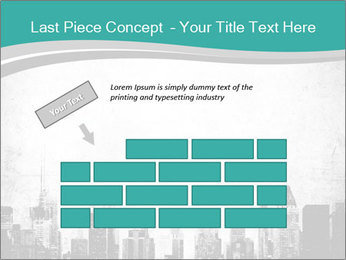 New york skyline PowerPoint Templates - Slide 46