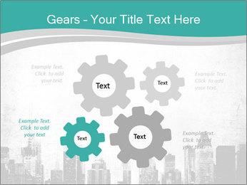 New york skyline PowerPoint Templates - Slide 47