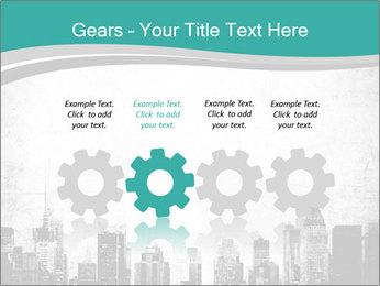 New york skyline PowerPoint Templates - Slide 48