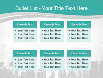 New york skyline PowerPoint Templates - Slide 56