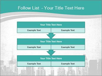 New york skyline PowerPoint Templates - Slide 60