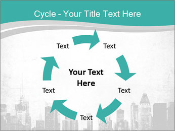 New york skyline PowerPoint Templates - Slide 62