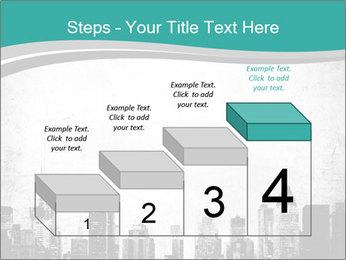 New york skyline PowerPoint Templates - Slide 64