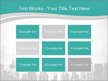 New york skyline PowerPoint Templates - Slide 68