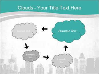 New york skyline PowerPoint Templates - Slide 72