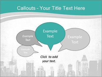 New york skyline PowerPoint Templates - Slide 73