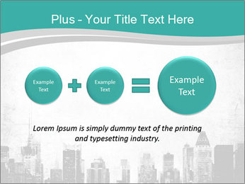 New york skyline PowerPoint Templates - Slide 75