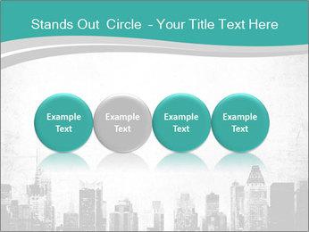 New york skyline PowerPoint Templates - Slide 76