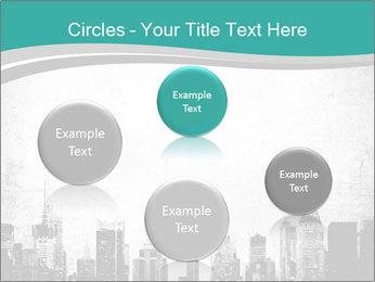 New york skyline PowerPoint Templates - Slide 77