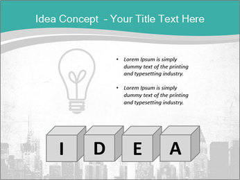 New york skyline PowerPoint Templates - Slide 80