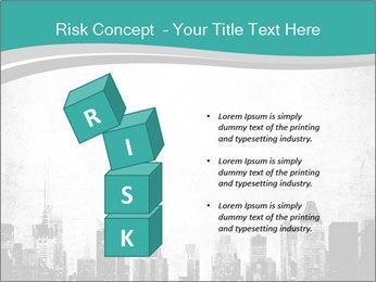 New york skyline PowerPoint Templates - Slide 81