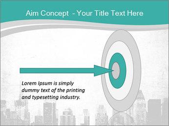 New york skyline PowerPoint Templates - Slide 83