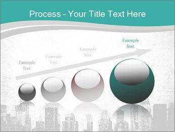 New york skyline PowerPoint Templates - Slide 87
