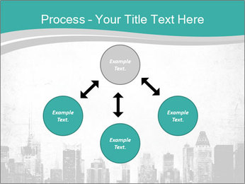 New york skyline PowerPoint Templates - Slide 91