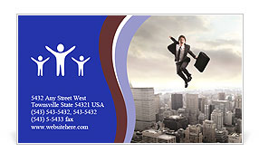 0000091588 Business Card Template